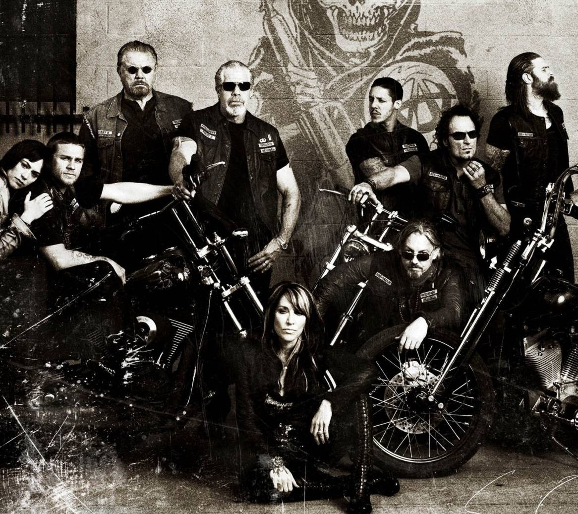 Sons Of Anarchy Wallpaper By 5andyteufel Bb Free On Zedge
