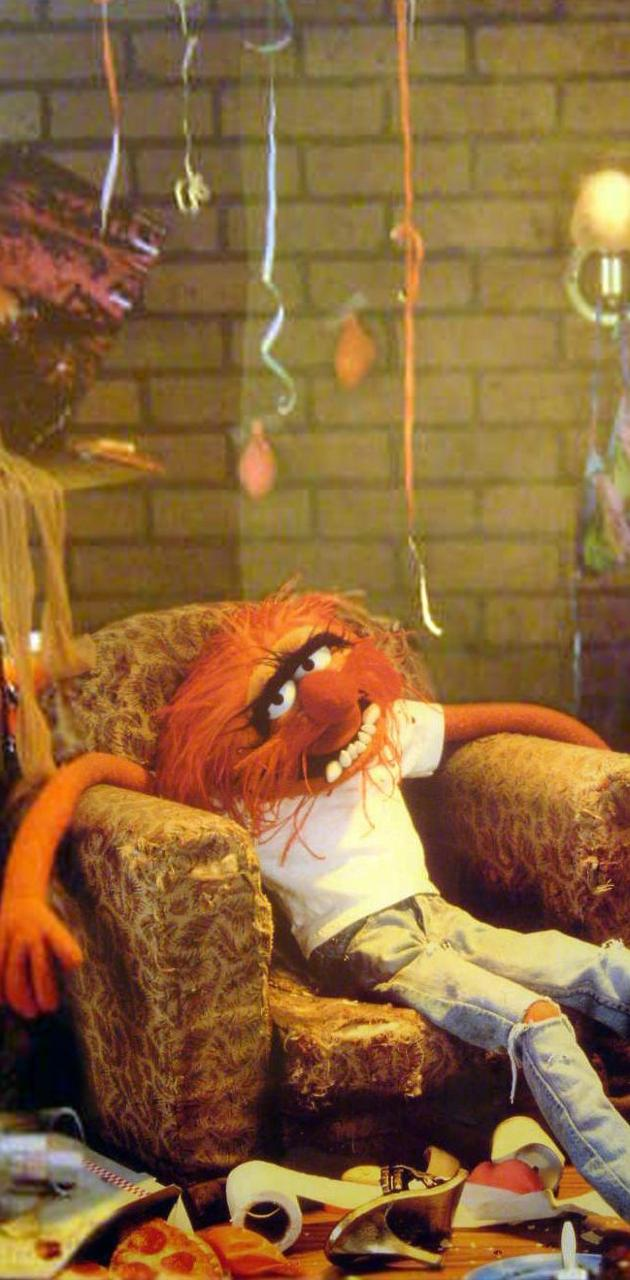muppet relax