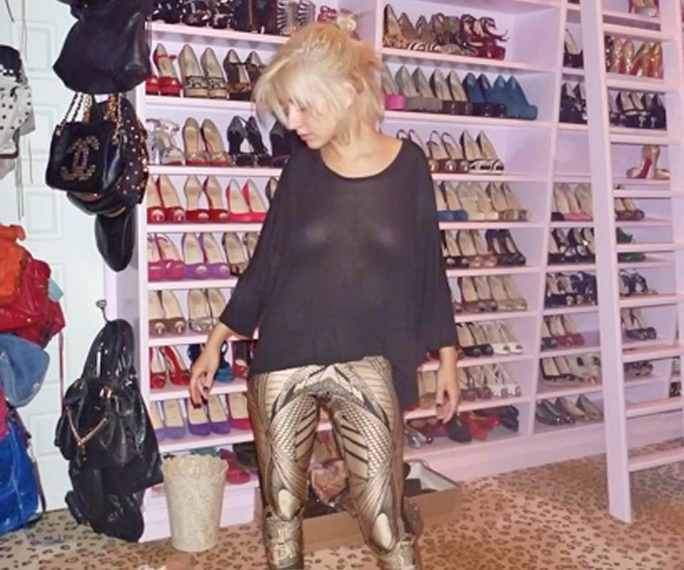 Christina Aguilera S