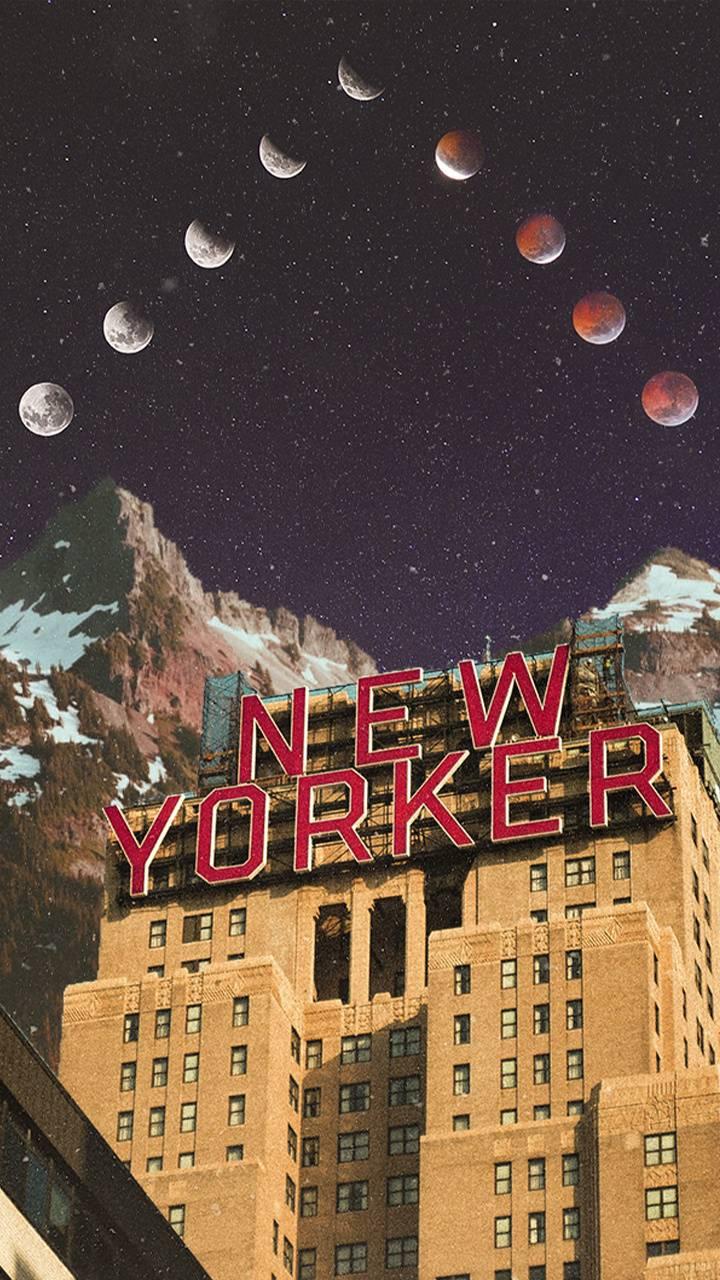 new york moon