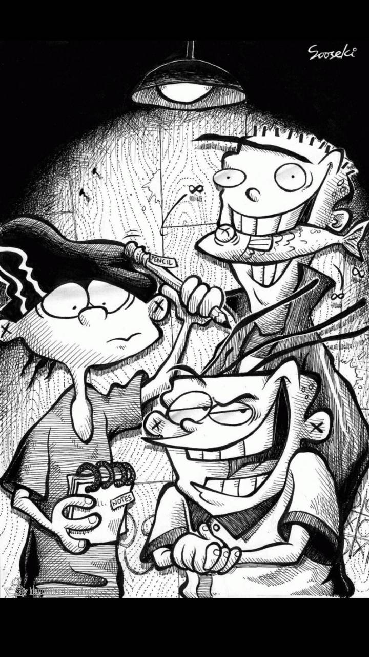 Ed Edd N Eddy Wallpaper By Sammisamz420 F8 Free On Zedge