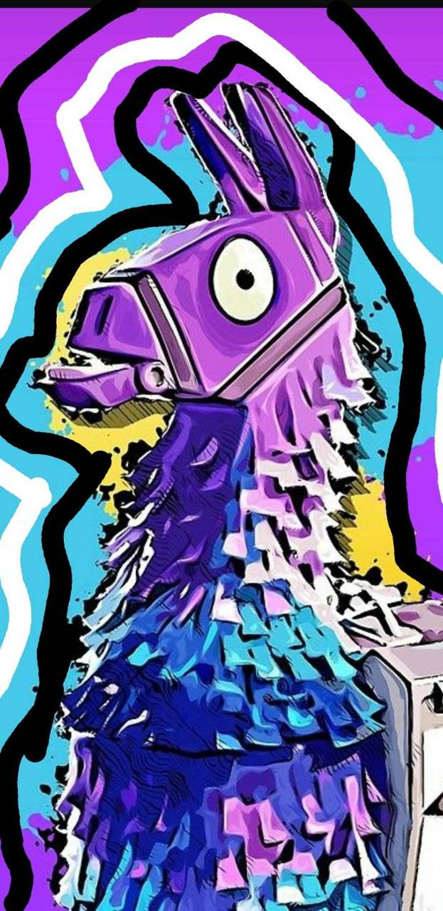 Fortnite Llama Wallpaper By Jsawers F1 Free On Zedge
