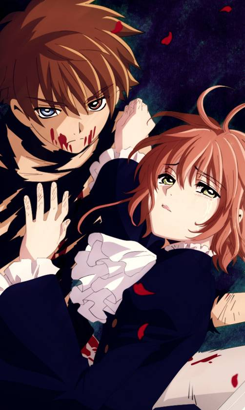 Shaoran And Sakura