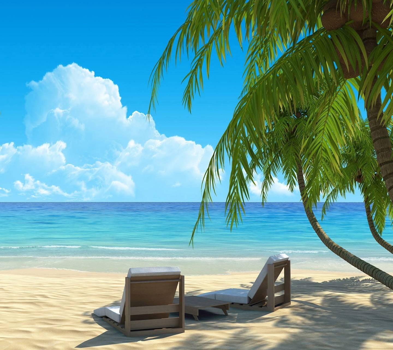 Tropical Island Beaches: Hd Tropical Island Wallpaper By __JULIANNA__