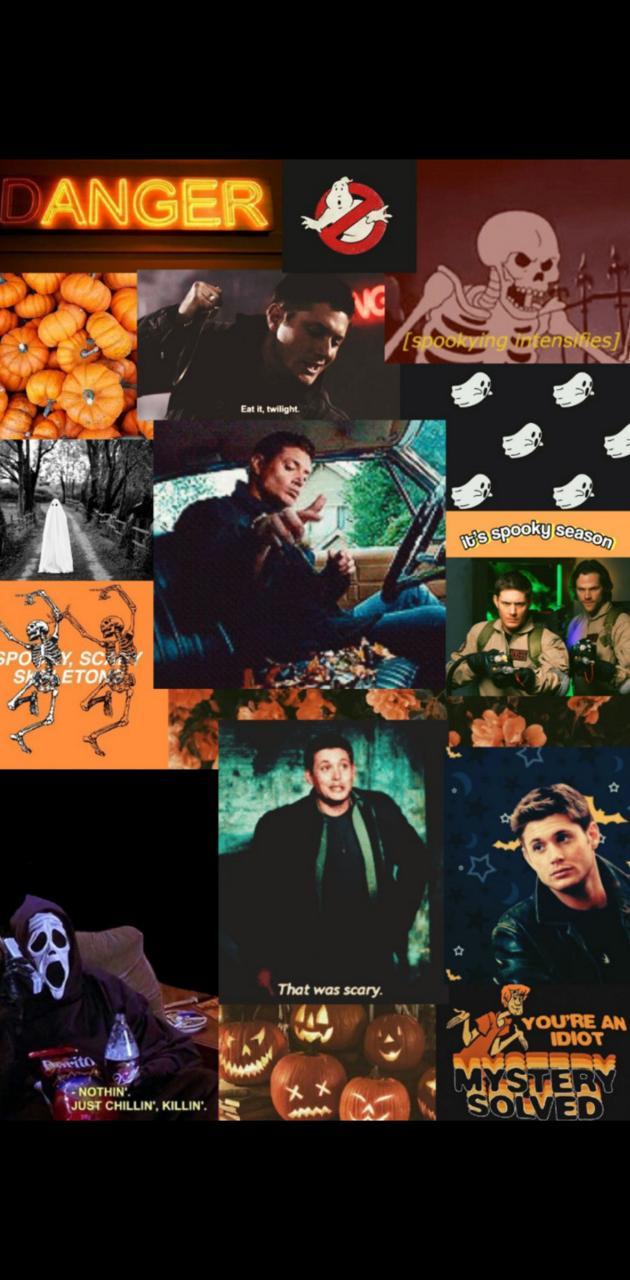 Supernatural Collage