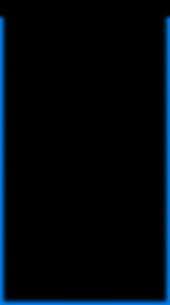 Blue Neon LED