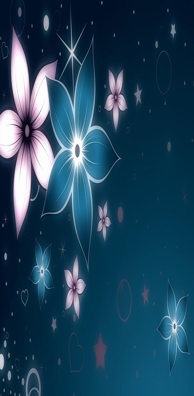 sparkling petals