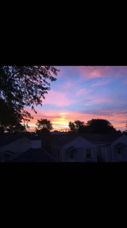 Pretty sunset