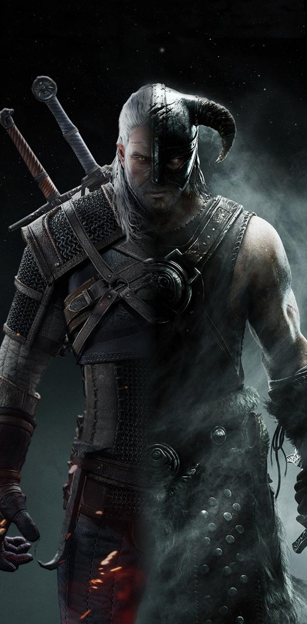 Witcher 3 x Skyrim