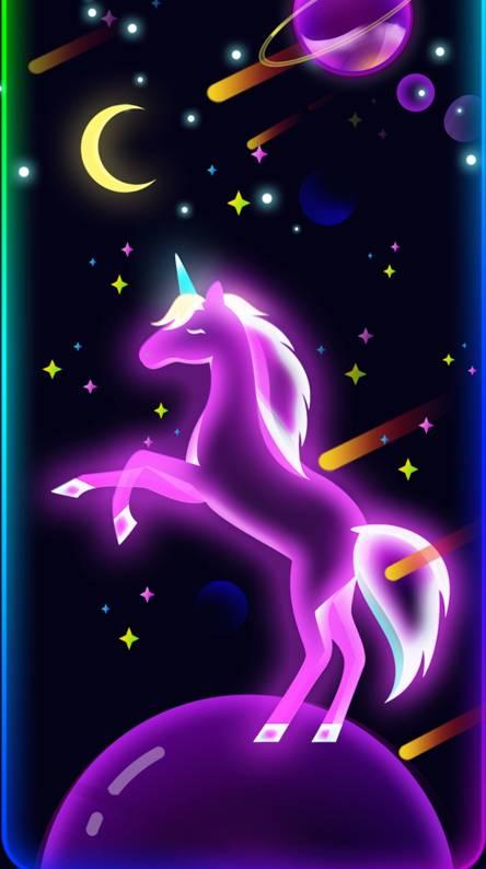 Unicorn SpaceGlow