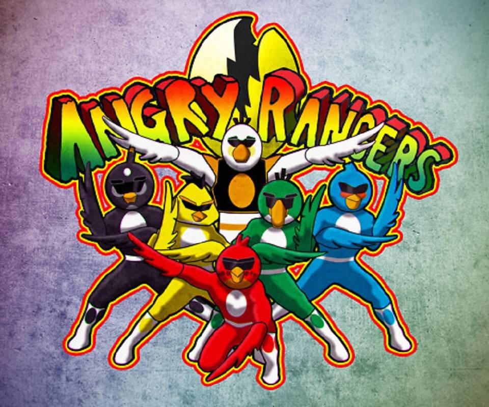 Angry Rangers