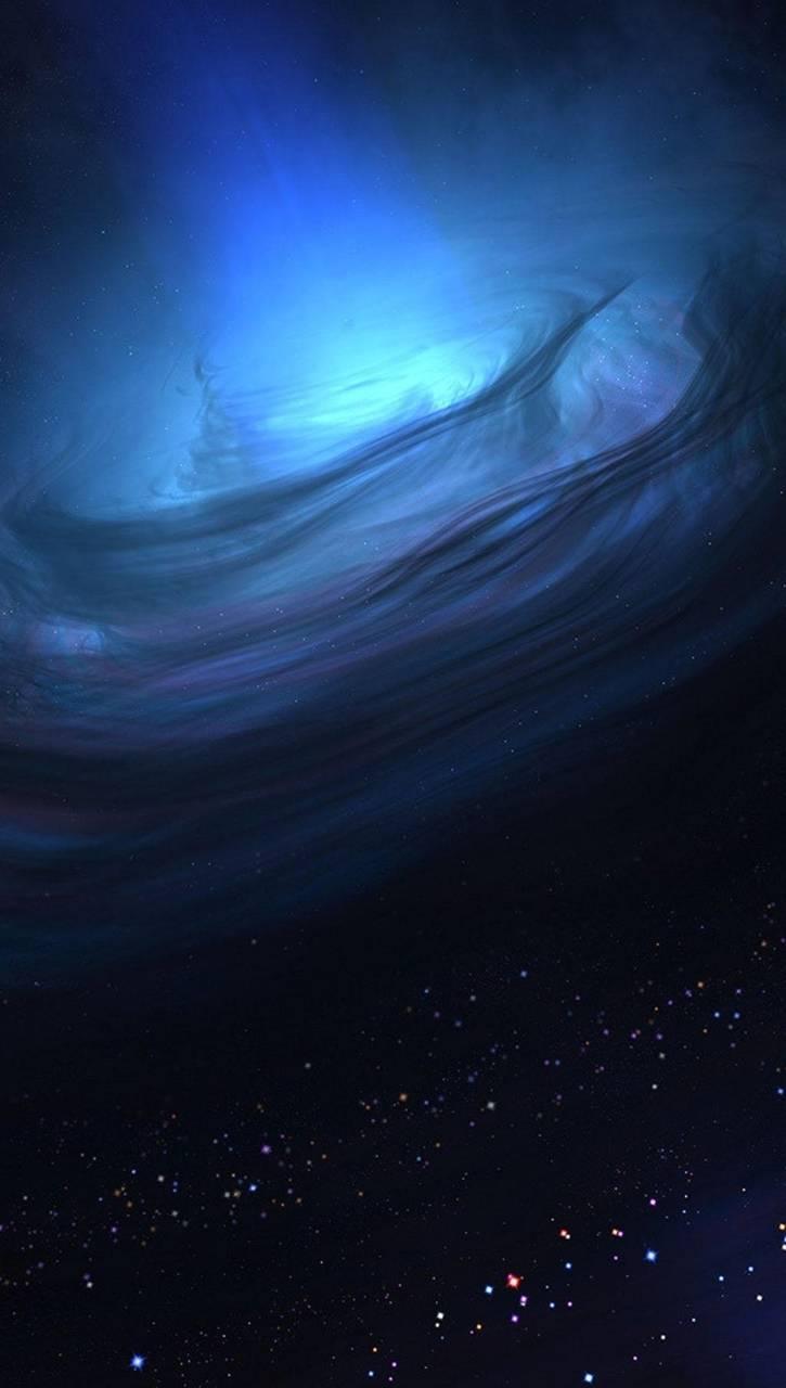 nebula blue wallpaperwesllydavid - 3c - free on zedge™