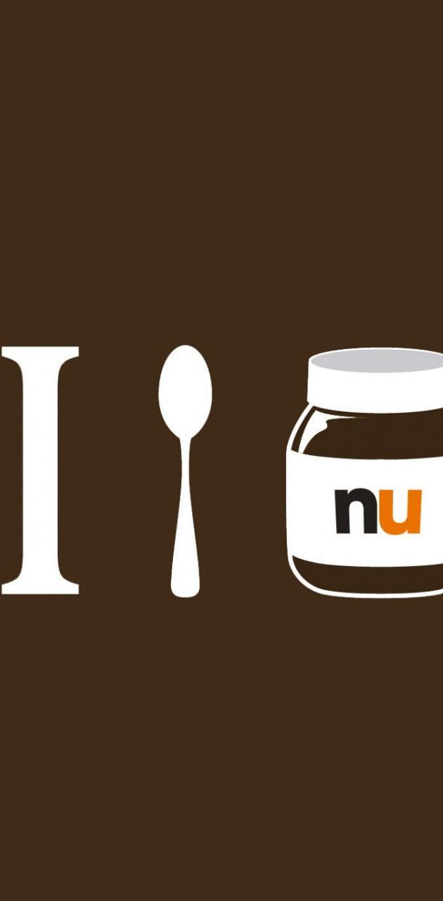 I Spoon Nutella