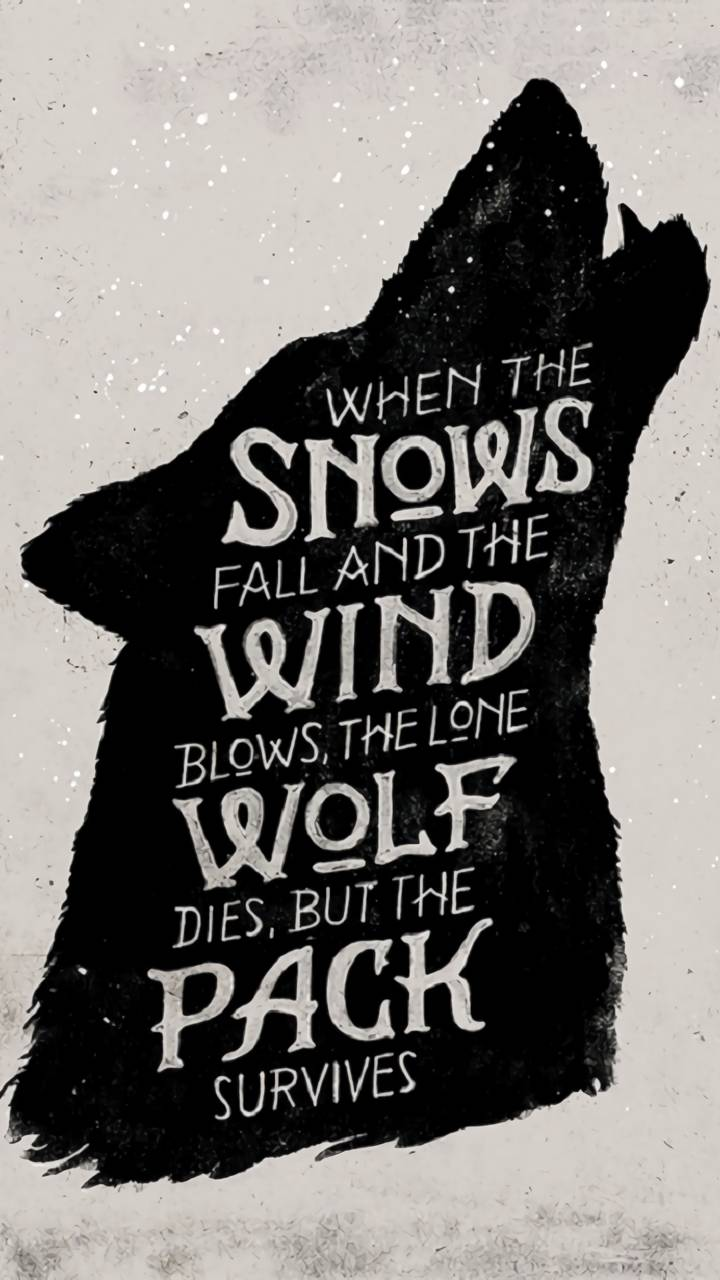 Game of Thones Wolf