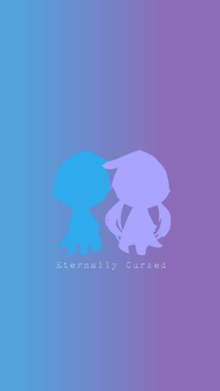Blue and Lilac - EC