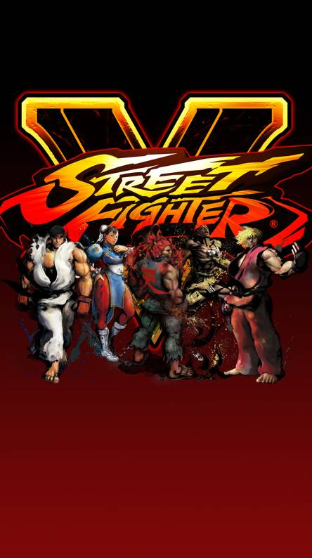street fighter wallpapers free by zedge