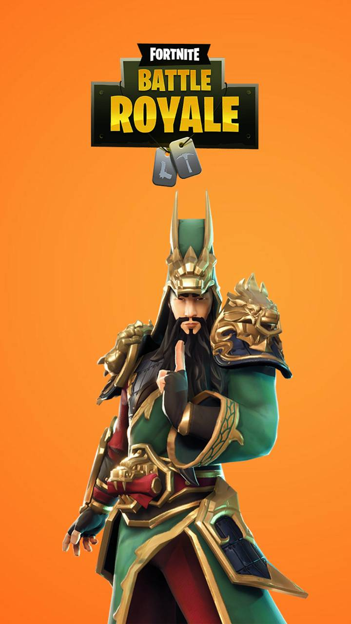 Guan Yu Fortnite