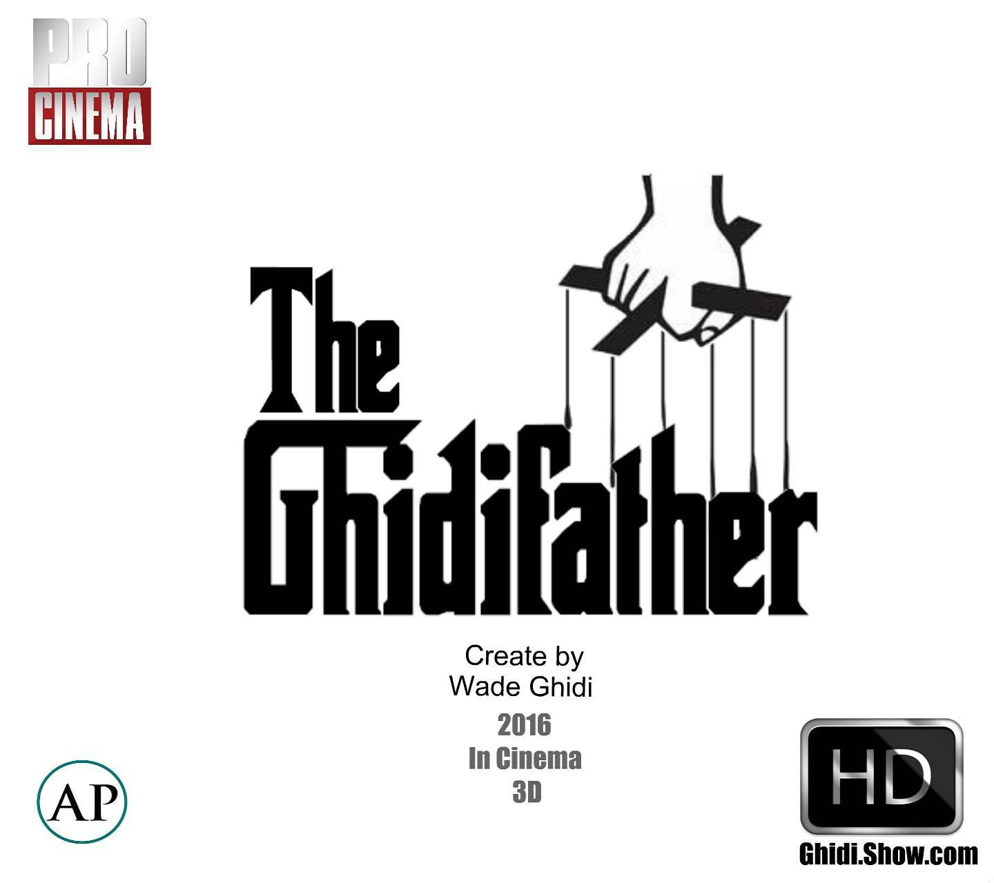 The Ghidifather 3D