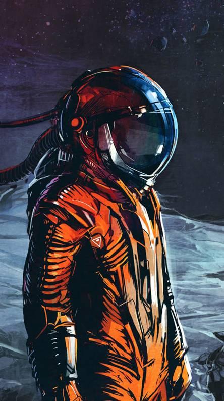 astronaut space iphone wallpaper - photo #24
