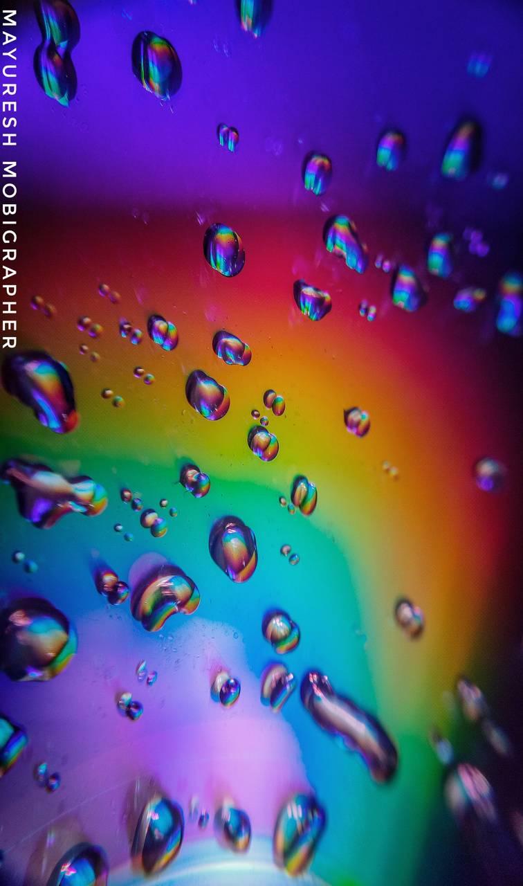 Colourful Galaxy