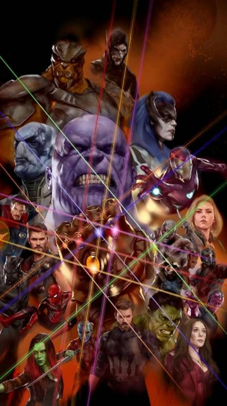 Unduh 71+ Wallpaper Android Infinity War Gambar Paling Keren