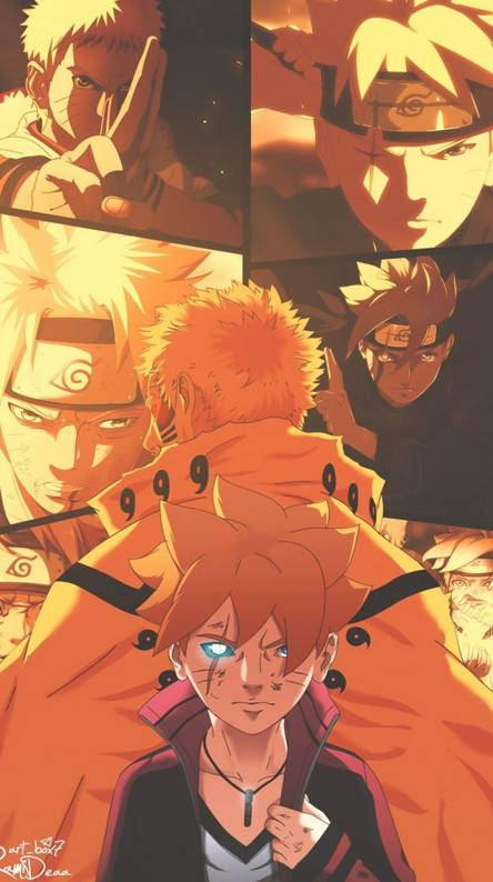 Boruto Jougan Hd Wallpaper Anime Wallpapers