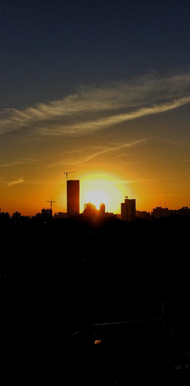 Colombo sky