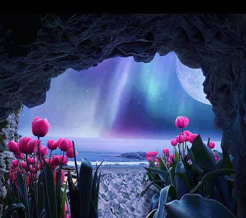 Romantic Landscape wallpaper by ...