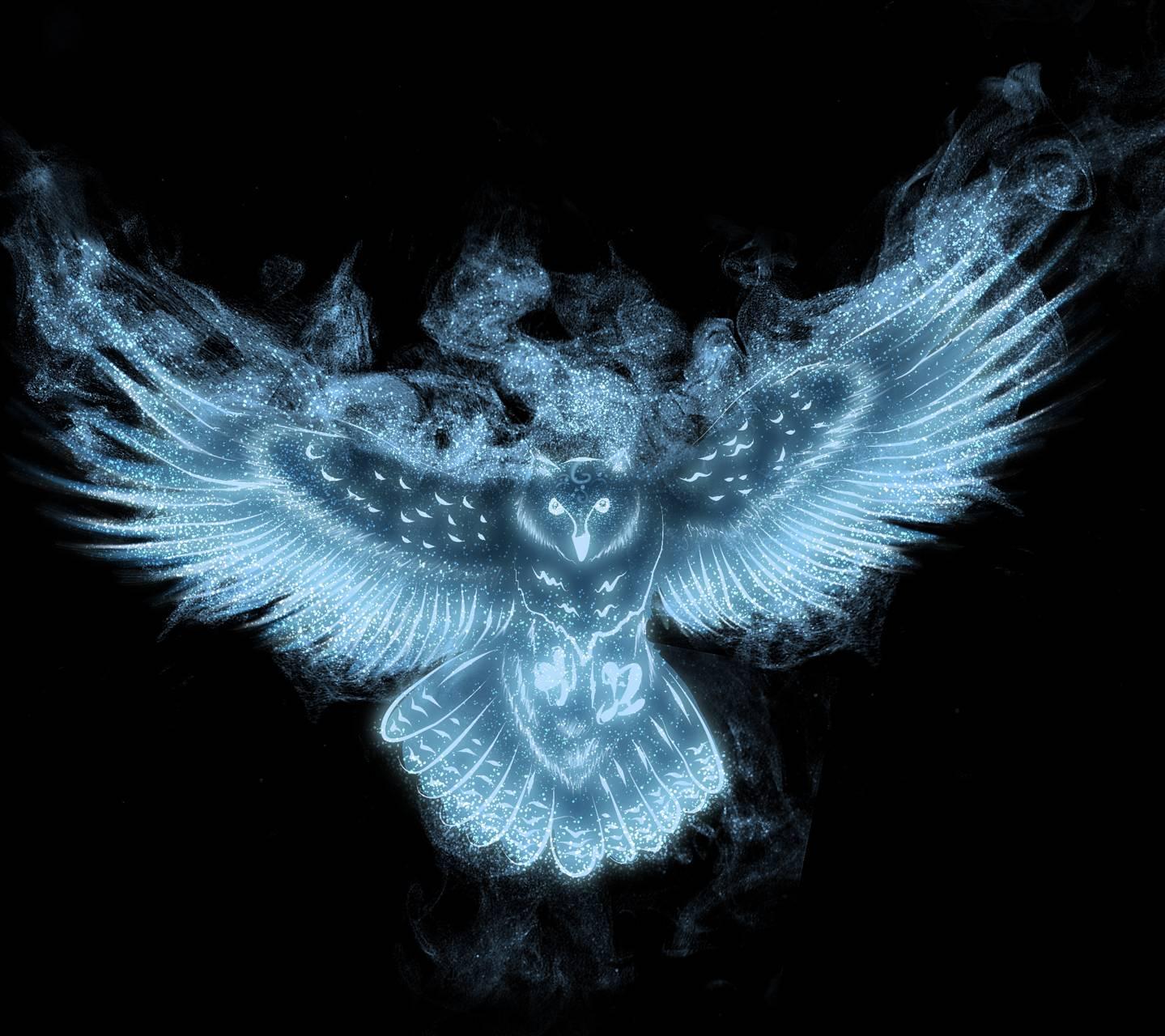 Owl Flaming