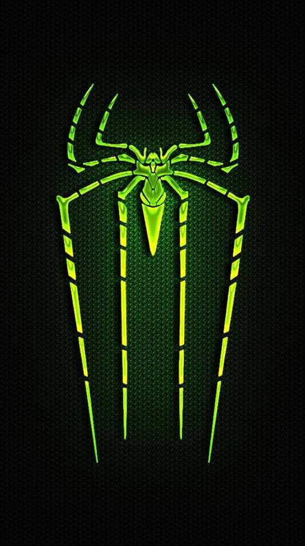 Spiderman Green Logo