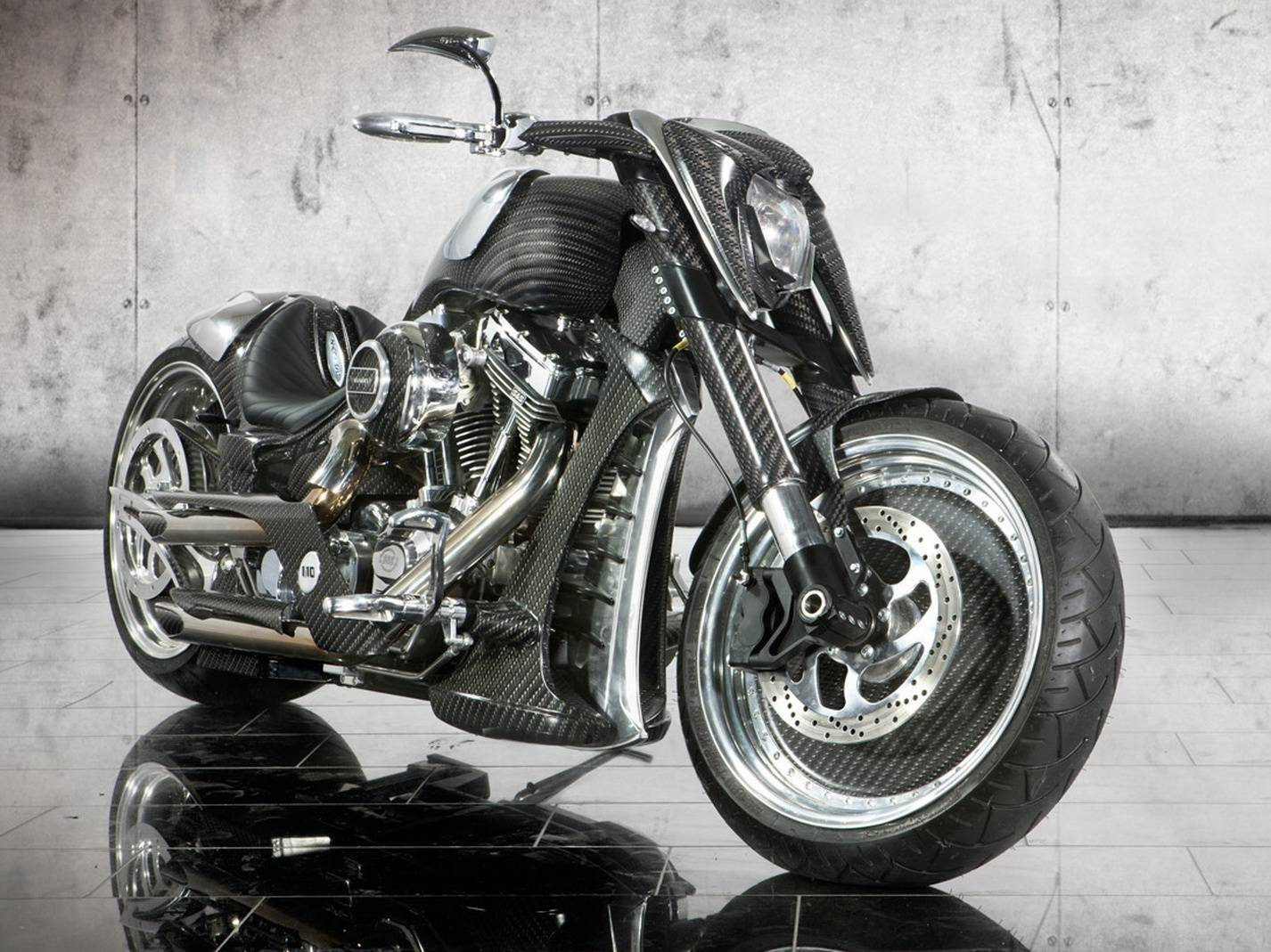 Carbon Motorcycle