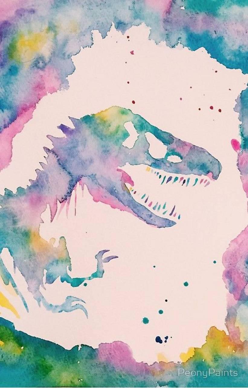 Color paint trex