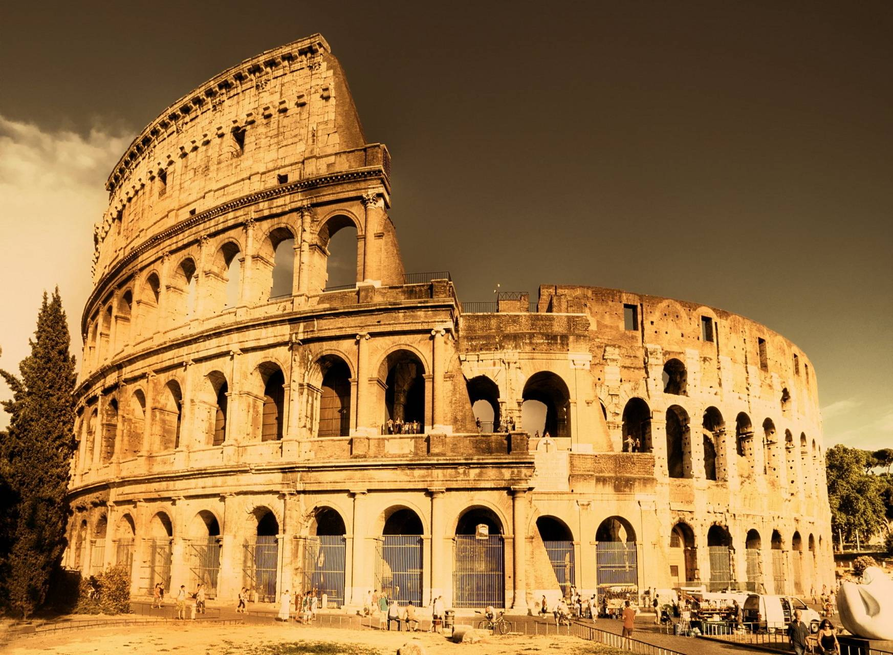 Rome Historcal Place