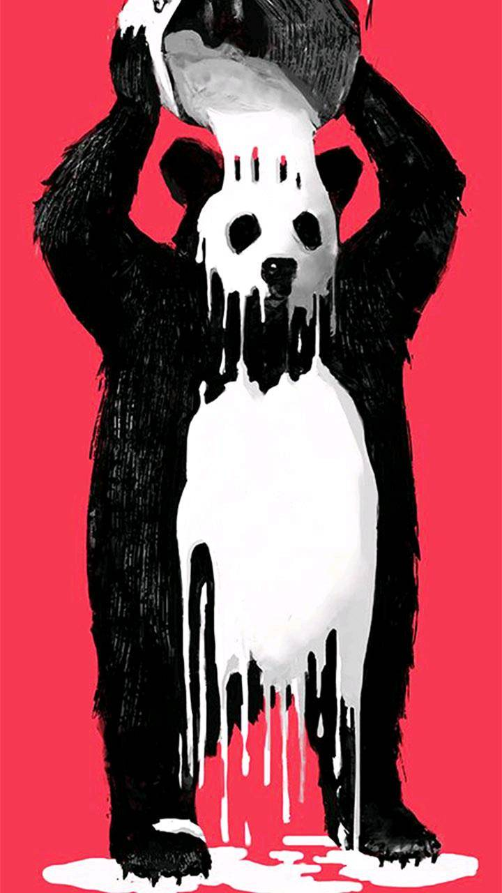Panda paint