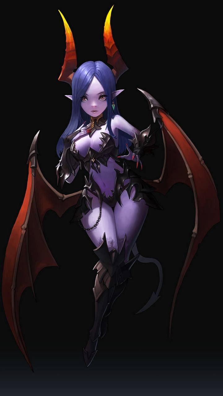 Succubus Wallpaper By X Tive 0c Free On Zedge