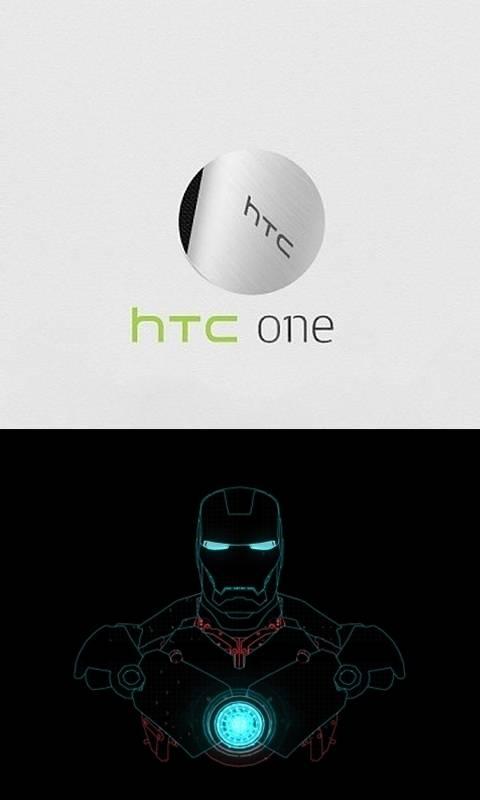 HTC one Iron Man