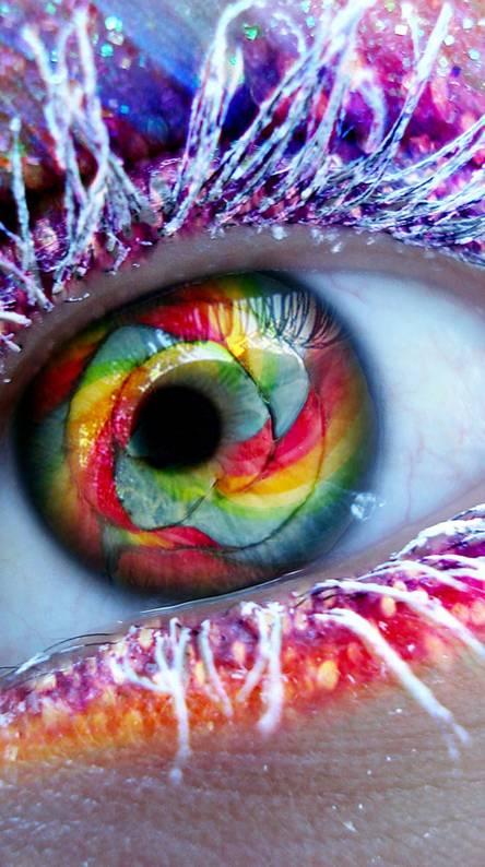 Live Colors Eye