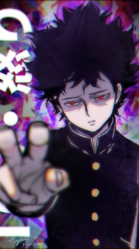 Mob Psycho 100 Ringtones And Wallpapers Free By Zedge