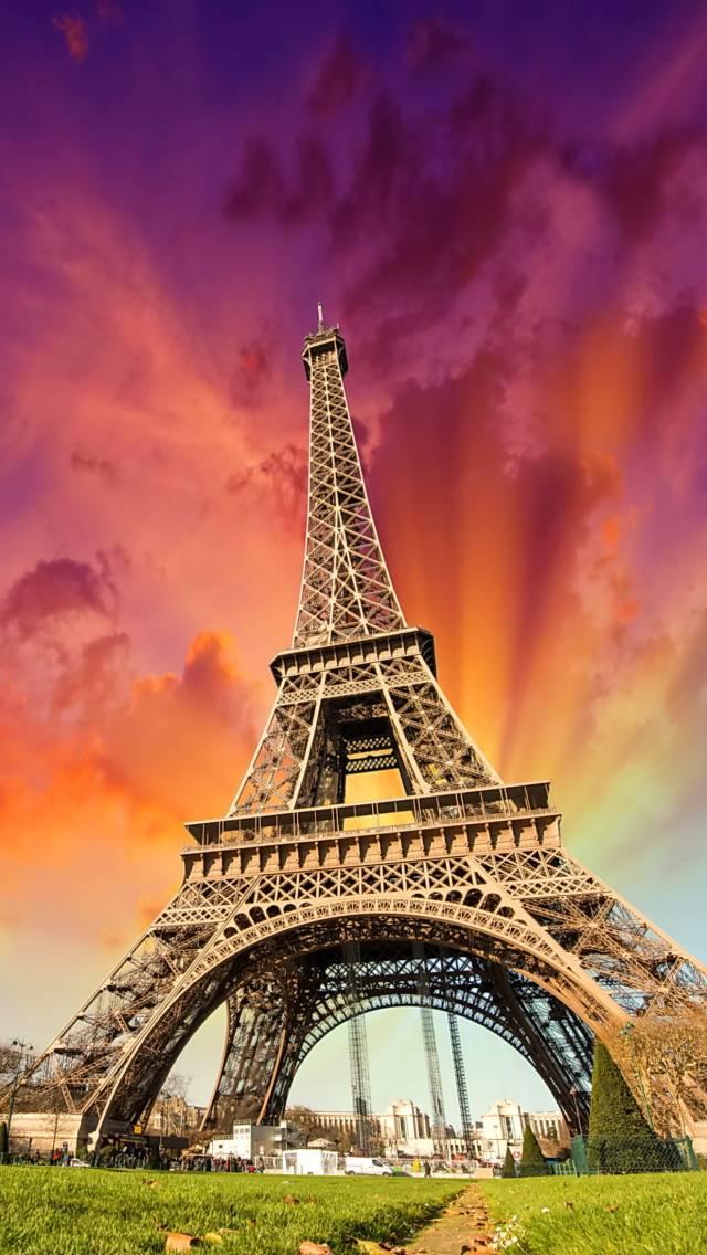 Eiffel Tower Wallpaper by Skate boY 0d Free on ZEDGE™