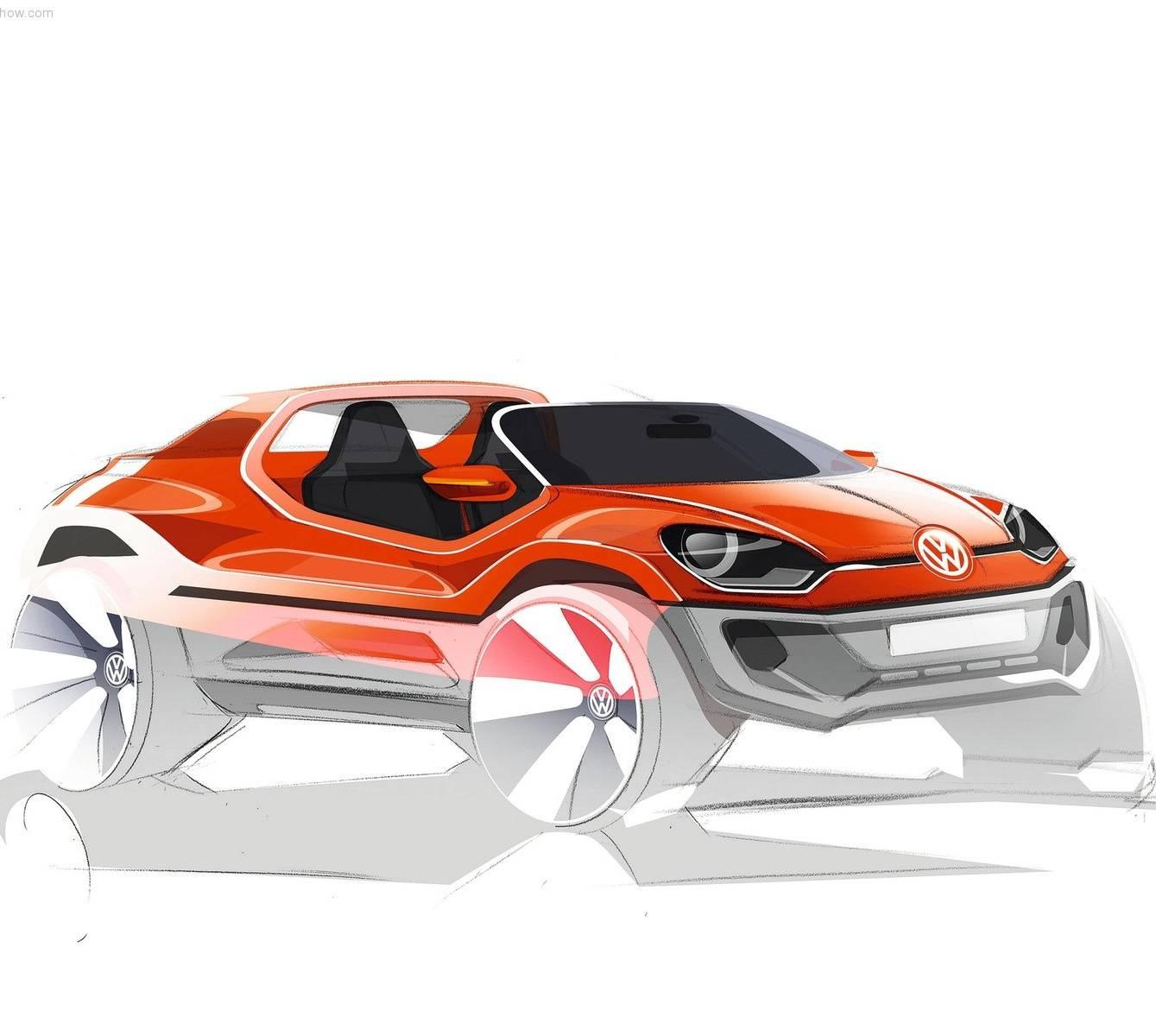 Volkswagen Buggyup 1