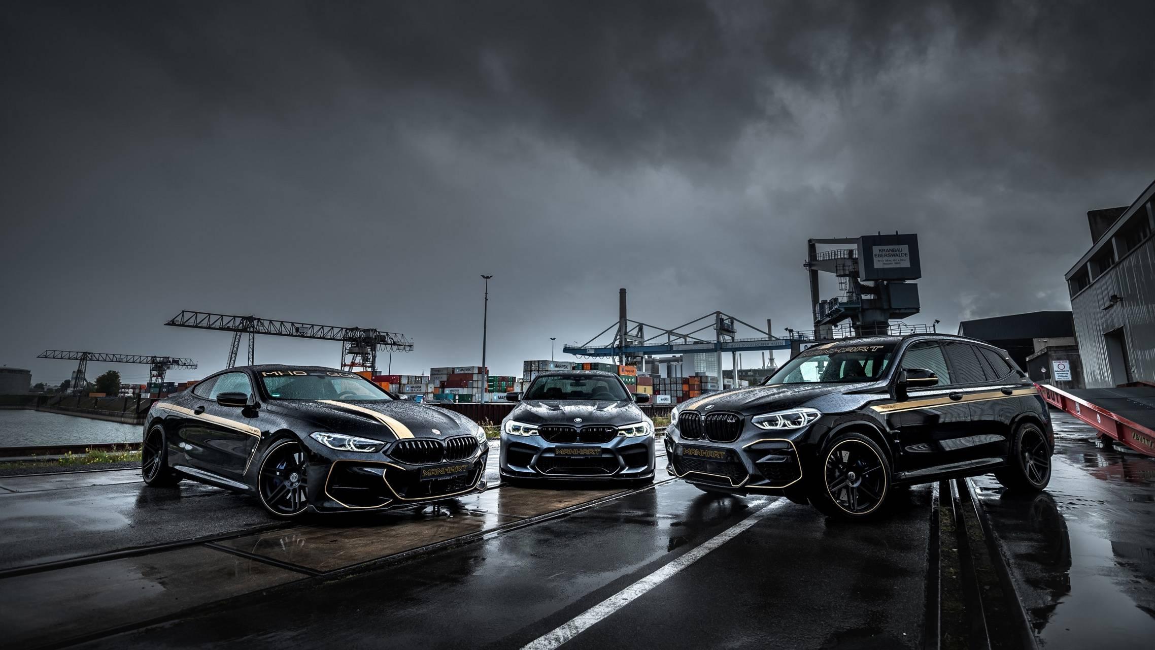 BMW Manhart