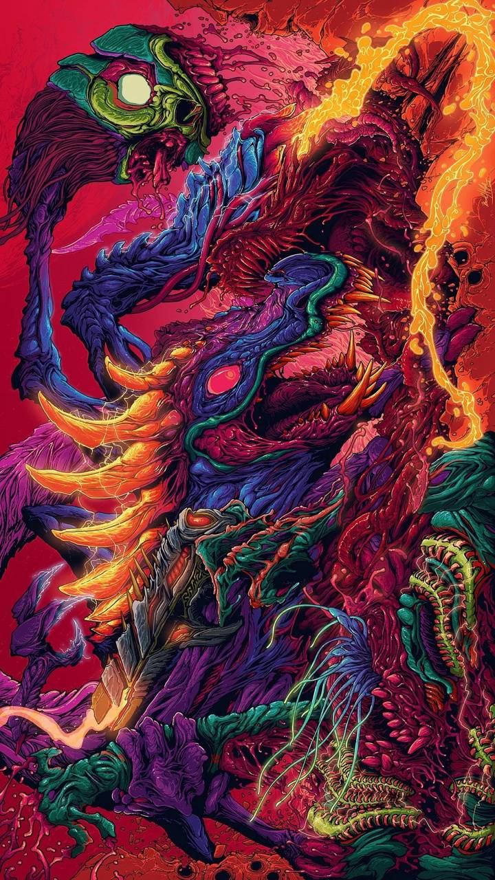 Ultra Hyper Beast Wallpaper By Maximosape24 Ae Free On