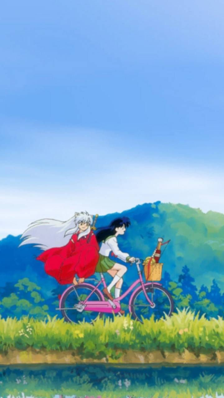 Inuyasha And Kagome Wallpaper By Lomoga58 7e Free On Zedge