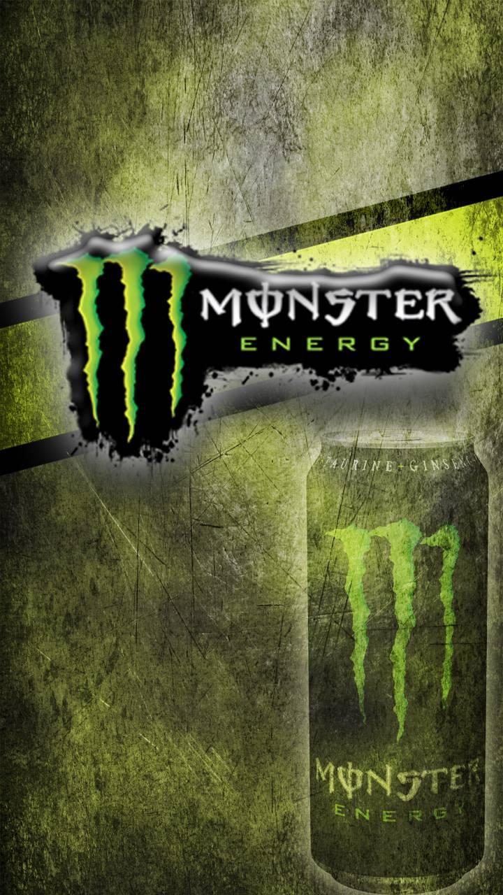 Monster Energy Wall