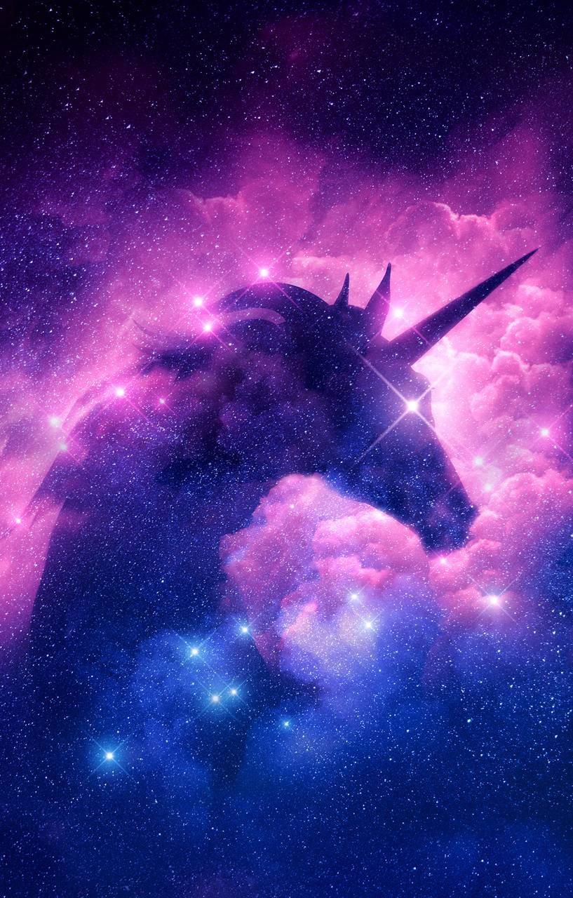 unicorn galaxy wallpaper by prankman93 - 93