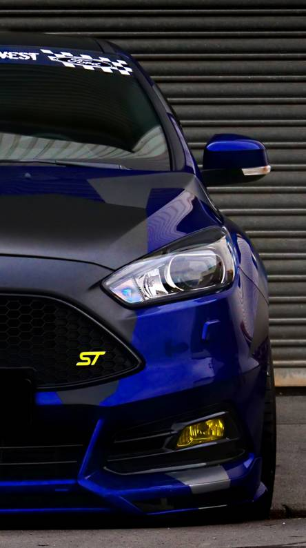 Ford Focus St Wallpapers Free By Zedge