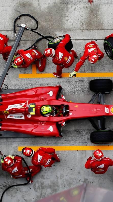 Ferrari - Alonso