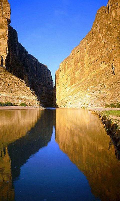 Canyon Reflections