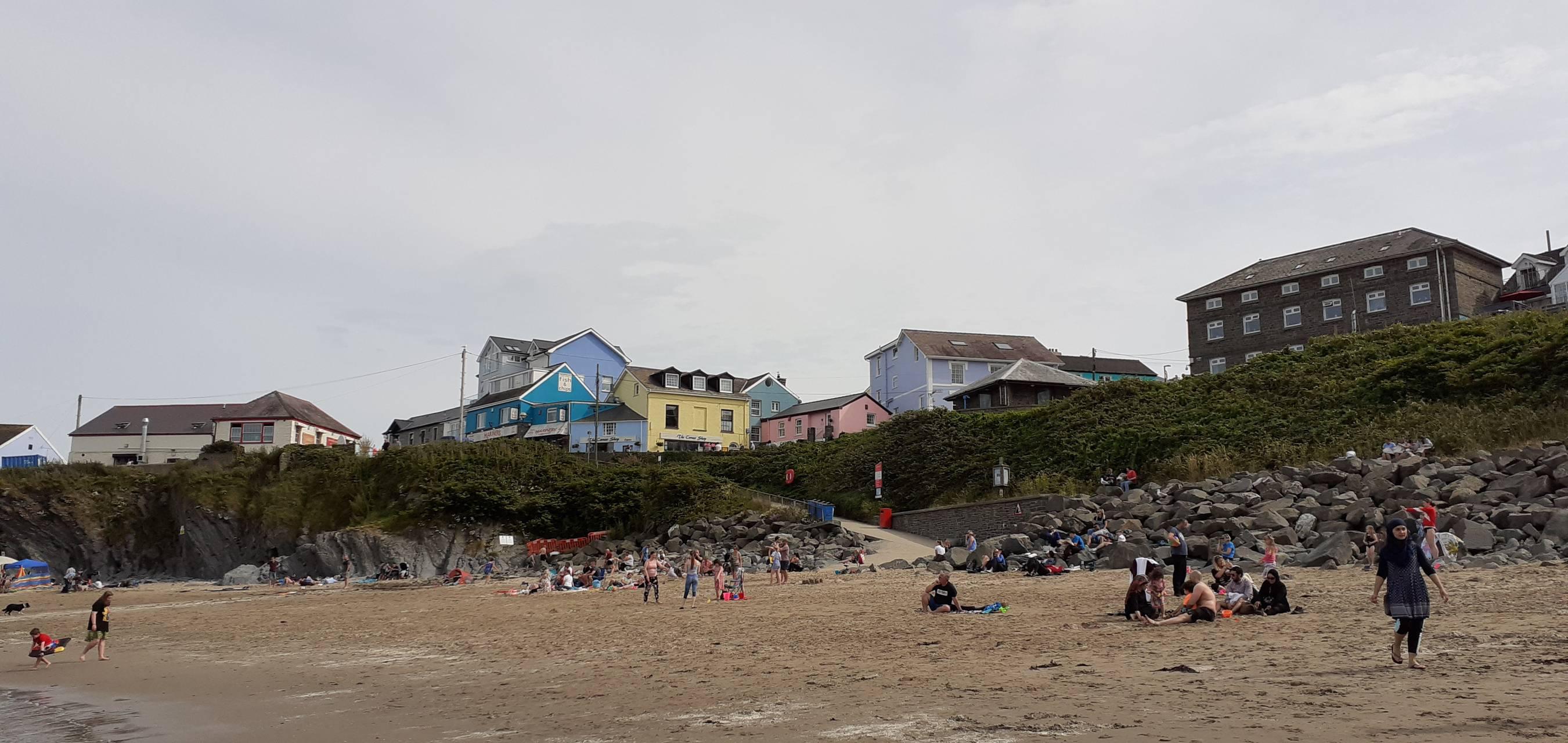 Newquay Seaside