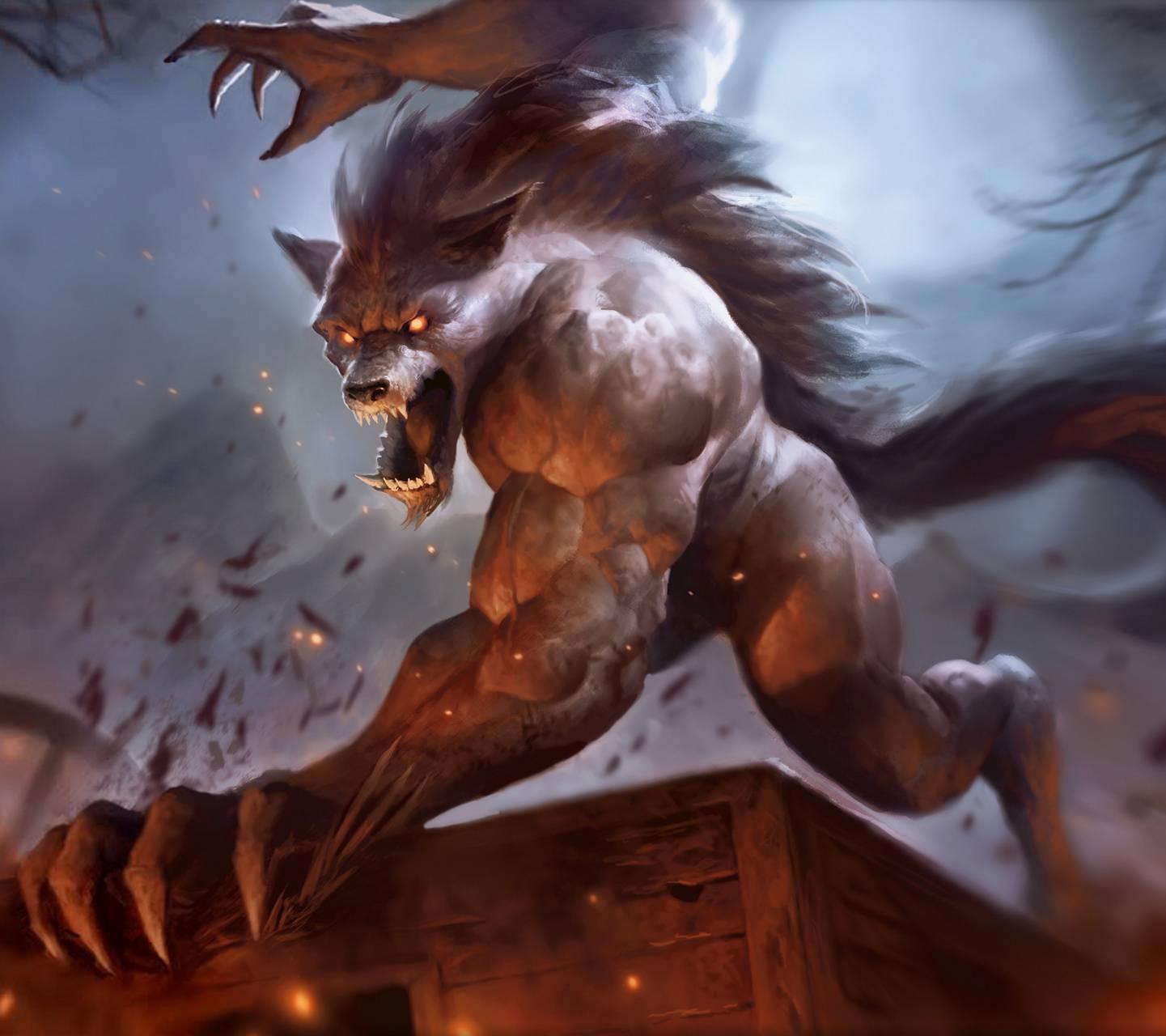 Lobo fantastico